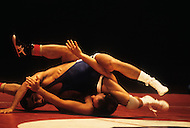 San Francisco, CA &ndash; August 28th 1982<br /> The first Gay Olympic game, the wrestling competition.