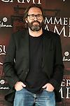 "Italian director of the film Alberto Marini during the presentation of the film ""Summer Camp"" at Cines Paz in Madrid. June 06. 2016. (ALTERPHOTOS/Borja B.Hojas)"