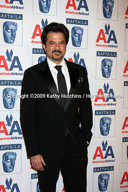 Anil Kapoor.arriving at The  2009 BAFTA BritanniaAwards.Century Plaza Hotel.Century City,  CA.November 5, 2009.©2009 Kathy Hutchins / Hutchins Photo.