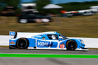 #19 Baker Racing, Ligier JS P3, LMP3: Brad Baker (M), Jan Heylen