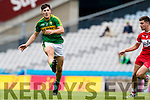 Mike Breen Kerry in action against Derry in the All Ireland Minor Quarter Final at Croke Park on Sunday.