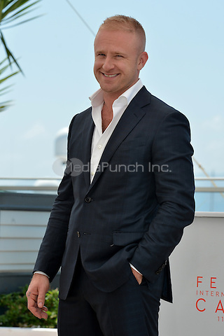 Ben Foster at the Photocall 'Hell or high Water' - 69th Cannes Film Festival on May 16, 2016 in Cannes, France.<br /> CAP/LAF<br /> &copy;Lafitte/Capital Pictures /MediaPunch ***NORTH AND SOUTH AMERICA ONLY***