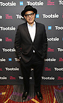 """David Yazbeck attends the Cast Meet & Greet for Broadway's """"Tootsie"""" The Musical at the New York Mariott Marquis Hotel on March 13, 2019 in New York City."""