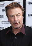 "Alec Baldwin.pictured at the Opening Night Arrivals for the Roundabout Theatre Company's Broadway Production of  ""Harvey"" at Studio 54 New York City June 14, 2012"