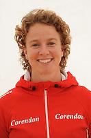 Renate Groenwold.Trainer/coach Schaatsteam Corendon..©foto Martin de Jong
