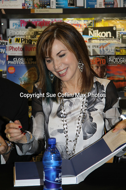"Days Of Our Lives - Lauren Koslow meet the fans as they sign ""Days Of Our Lives Better Living"" on September 27, 2013 at Books-A-Million in Nashville, Tennessee. (Photo by Sue Coflin/Max Photos)"
