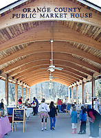 the Eno River Famers Market in Hillsborough, NC.