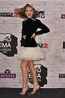 Zara Larsson<br /> MTV EMA Awards 2017 in Wembley, London, England on November 12, 2017<br /> CAP/PL<br /> &copy;Phil Loftus/Capital Pictures