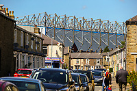 A general view of Turf Moor, home of Burnley<br /> <br /> Photographer Alex Dodd/CameraSport<br /> <br /> The Premier League - Burnley v Arsenal - Sunday 12th May 2019 - Turf Moor - Burnley<br /> <br /> World Copyright &copy; 2019 CameraSport. All rights reserved. 43 Linden Ave. Countesthorpe. Leicester. England. LE8 5PG - Tel: +44 (0) 116 277 4147 - admin@camerasport.com - www.camerasport.com