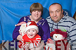Jaden Foley at home in Farranfore with his parents Jer and Catriona.