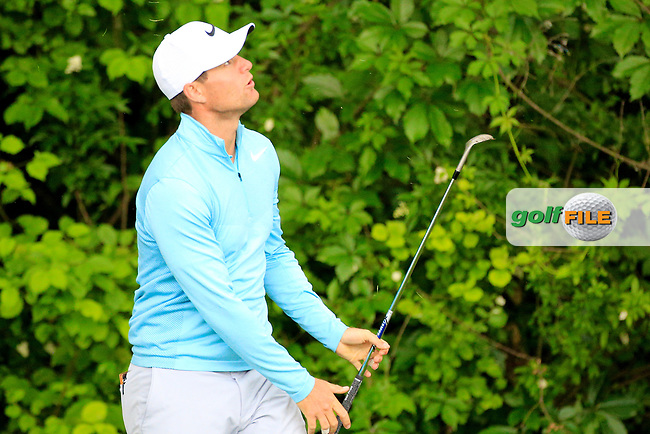 Lucas Bjerregaard (DEN) during the ProAm ahead of the Lyoness Open powered by Organic+ played at Diamond Country Club, Atzenbrugg, Austria. 8-11 June 2017 April.<br /> 07/06/2017.<br /> Picture: Golffile   Phil Inglis<br /> <br /> <br /> All photo usage must carry mandatory copyright credit (&copy; Golffile   Phil Inglis)