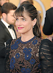 Amanda Peet attends The 20th SAG Awards held at The Shrine Auditorium in Los Angeles, California on January 18,2014                                                                               © 2014 Hollywood Press Agency