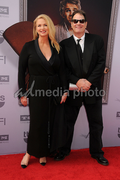 4 June 2015 - Hollywood, California - Donna Dixon, Dan Aykroyd. AFI 43rd Life Achievement Award Gala Tribute To Steve Martin held at the Dolby Theatre. Photo Credit: Byron Purvis/AdMedia
