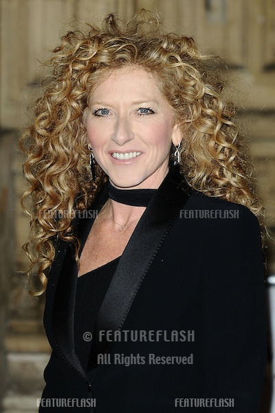Kelly Hoppen arriving for the Prince's Trust Comedy Gala at the Royal Albert Hall, London. 28/11/2012 Picture by: Steve Vas / Featureflash
