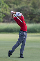 Lorenzo Gagli (ITA) during the final round of the Alfred Dunhill Championship, Leopard Creek Golf Club, Malelane, South Africa. 1/12/2019<br /> Picture: Golffile | Shannon Naidoo<br /> <br /> <br /> All photo usage must carry mandatory copyright credit (© Golffile | Shannon Naidoo)
