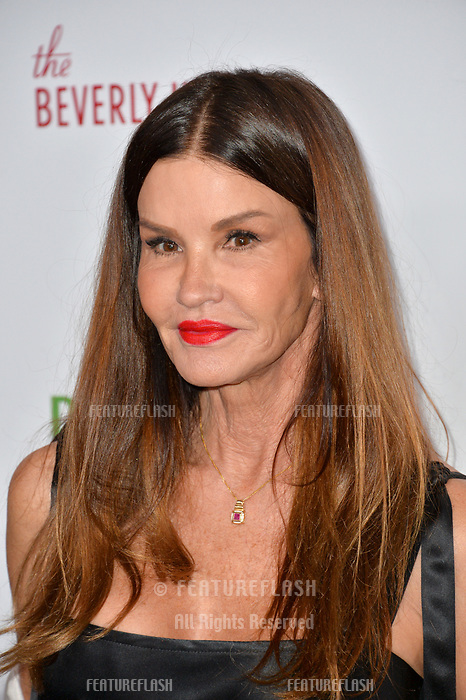 LOS ANGELES, CA. October 06, 2018: Janice Dickinson at the 2018 Carousel of Hope Ball at the Beverly Hilton Hotel.<br /> Picture: Paul Smith/Featureflash