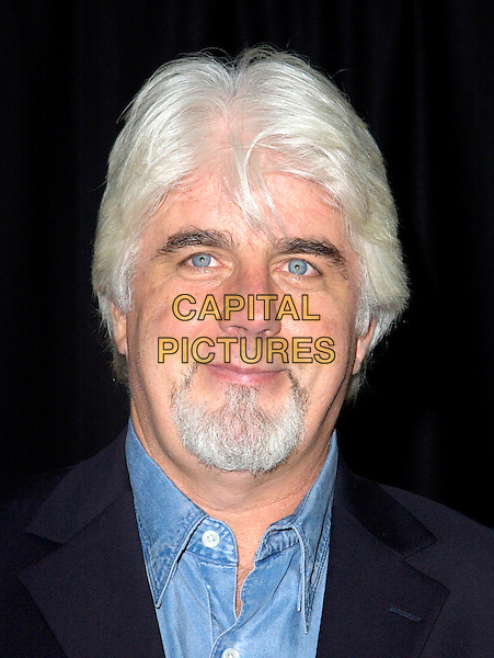 MICHAEL McDONALD.The Annual Bogart Tour for a Cure held at The Kodak Theatre.23/10/2003.headshot, portrait, goatee, facial hair.www.capitalpictures.com.sales@capitalpictures.com.© Capital Pictures