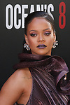 Rihanna arrive at the World Premiere of Ocean's 8 at Alice Tully Hall in New York City, on June 5, 2018.
