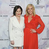 05 June 2019 - New York, New York - Linda G. Levy and Jane Krakowski. 2019 Fragrance Foundation Awards held at the David H. Koch Theater at Lincoln Center.    <br /> CAP/ADM/LJ<br /> ©LJ/ADM/Capital Pictures