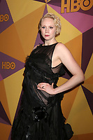 LOS ANGELES - JAN 7:  Gwendoline Christie at the HBO Post Golden Globe Party 2018 at Beverly Hilton Hotel on January 7, 2018 in Beverly Hills, CA