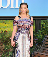 Hayley Atwell at the &quot;Christopher Robin&quot; European film premiere, BFI Southbank, Belvedere Road, London, England, UK, on Sunday 05 August 2018.<br /> CAP/CAN<br /> &copy;CAN/Capital Pictures