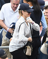 NEW YORK, NY - May 28: Kate Upton watches and cheers her husband Houston Astros pitcher Justin Verlander at Yankee Stadium in the Bronx New York. <br /> CAP/MPI/JP<br /> &copy;JP/MPI/Capital Pictures