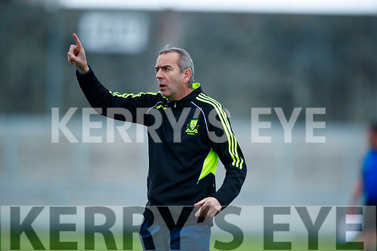 Pat O'Shea Dr Crokes manager at the Senior County Football Final in Austin Stack Park on Sunday