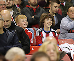 Sheffield United fans for fans gallery during the EFL League One match at the Bramall Lane Stadium, Sheffield. Picture date: September 27th, 2016. Pic Jamie Tyerman/Sportimage