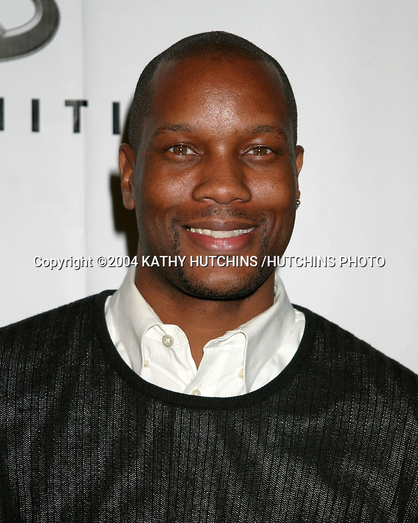 ©2004 KATHY HUTCHINS /HUTCHINS PHOTO.GQ LOUNGE OPENING PARTY.LOS ANGELES, CA.APRIL 14, 2004..DWAYNE ADWAY