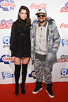 Dua Lipa and Sean Paul<br /> at the Jingle Bell Ball 2016, O2 Arena, Greenwich, London.<br /> <br /> <br /> &copy;Ash Knotek  D3208  03/12/2016