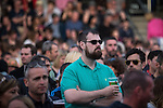 "© Joel Goodman - 07973 332324 . 04/07/2015 . Manchester , UK . Fans at the Castlefield Bowl as part of the "" Summer in the City "" festival in Manchester. Photo credit : Joel Goodman"