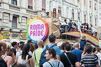 Brigata Arcobaleno - La liberazione continua #romapride2018