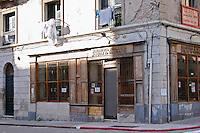 A municipal library Joaquin de Salterain in the Old Town Ciudad Vieja Montevideo, Uruguay, South America