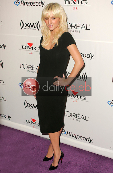 Ashlee Simpson<br />
