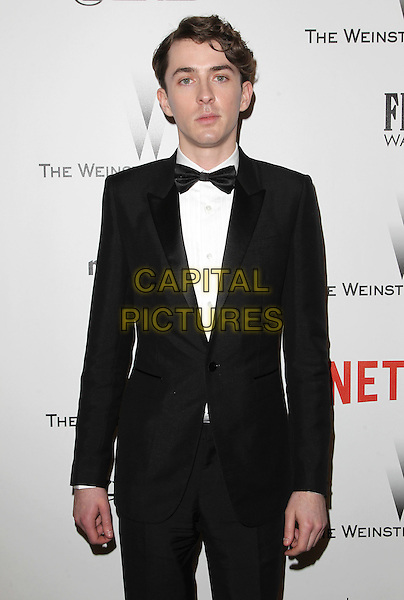 11 January 2015 - Beverly Hills, California - Matthew Beard. The Weinstein Company and Netflix 2015 Golden Globes After Party celebrating the 72nd Annual Golden Globe Awards held at Robinsons May Lot.  <br /> CAP/ADM/KB<br /> &copy;KB/ADM/Capital Pictures