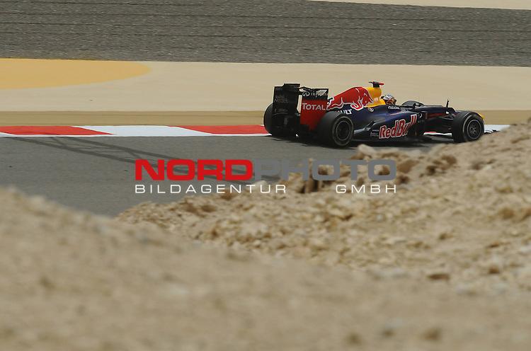 12.-15.04.2012, Shanghai-International-Circuit, Schanghai, CHN, Gro&szlig;er Preis von China / Schanghai 2012, RACE 03 im Bild Sebastian Vettel (GER), Red Bull Racing <br />  Foto &copy; nph / Mathis