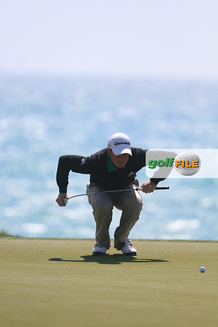 on Day 3 of the 2012 Sicilian Open at Verdura Golf and Spa Resort, Sicily, Italy...(Photo Jenny Matthews/www.golffile.ie)