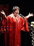 Carmel Boyle performing in the Droichead Arts Centre. Photo:Colin Bell/pressphotos.ie