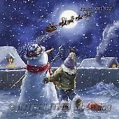 Marcello, CHRISTMAS SANTA, SNOWMAN, WEIHNACHTSMÄNNER, SCHNEEMÄNNER, PAPÁ NOEL, MUÑECOS DE NIEVE, paintings+++++,ITMCXM1372,#X#