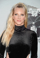HOLLYWOOD, CA - JULY 19: Actress Heather Morris attends the premiere of New Line Cinema's 'Lights Out' at TCL Chinese Theatre on July 19, 2016 in Hollywood, California.<br /> CAP/ROT/TM<br /> &copy;TM/ROT/Capital Pictures /MediaPunch ***NORTH AND SOUTH AMERICAS ONLY***