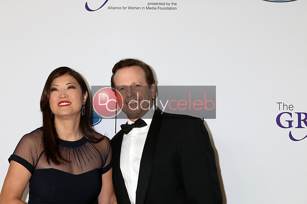 Juju Chang, Guest<br /> at the 42nd Annual Gracie Awards, Beverly Wilshire Hotel, Beverly Hills, CA 05-22-18<br /> David Edwards/DailyCeleb.com 818-249-4998