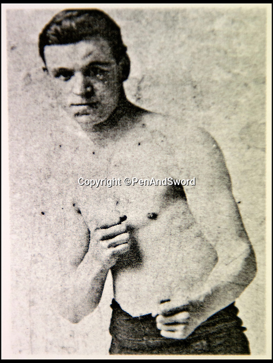 BNPS.co.uk (01202 558833)<br /> Pic: PenAndSword/BNPS<br /> <br /> Jeremiah &lsquo;Jerry&rsquo; Delaney MM &ndash; Jerry was one of five brothers from Bradford who were boxers, he fought at lightweight, he died 27th July 1916.<br /> <br /> Faces finally put to the lost souls of the Western Front...<br /> <br /> A dedicated couple have spent 10 years tracking down the family histories of some of the 72,000 British troops still 'missing' from the Somme.<br /> <br /> Ken and Pam Linge from Northumberland have spent 10 years researching the thousands of British soldiers who were lost during the ill-fated offensive of 1916, and have finally put faces to some of the names engraved in history.<br /> <br /> They have also revealed the fascinating stories and diverse backgrounds behind some of the men who are listed on Lutyen's famous Thiepval Memorial in France as having no known grave.<br /> <br /> Their work has resulted in a new book titled 'Missing But Not Forgotten' that documents 230 of these men.