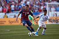 Cleveland, Ohio - Saturday, July 15, 2017: Chris PontiusUSMNT vs Nicaragua in CONCACAF Gold Cup 2017 match at First Energy Stadium.