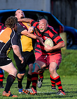 180526 Wellington Presidents Grade Rugby - Poneke v Upper Hutt