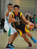 140719 Basketball - New Zealand Under-15 Championships