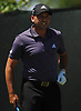 Sergio Garcia gets ready to hit off the tee on the 4th Hole during the first round of the U.S. Open Championship at Shinnecock Hills Golf Club in Southampton on Thursday, June 14, 2018.