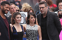 NEW YORK, NY-June 28:  Jeffrey B. Chapman, Shiri Appleby, Constance Zimmer, Craig Bierko  at Good Morning America to talk about 2nd season of UnREALtv in New York. NY June 28, 2016. Credit:RW/MediaPunch