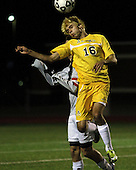 Rochester Adams at Troy, Boys Varsity Soccer, 11/17/11