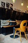 Le 9 mars 2016, Café Cuillier, 68 rue de grenelle à Paris.