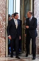 20130725 ROMA-ESTERI: LETTA INCONTRA IL SEGRETARIO GENERALE DELLA NATO RASMUSSEN